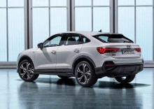 Audi Q3 Sportback – ny kompakt SUV-coupé
