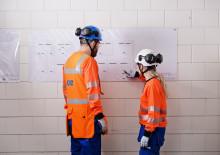 Työturvallisuutta lisätään uusin keinoin