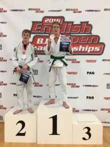 London youngster takes 4th gold medal