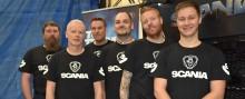 Luffes lærlinge fra Scania i Padborg vinder DM i Top Team