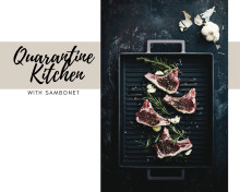 Keep calm and cook: Sambonet makes the kitchen the new favourite place