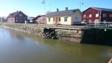 Kajras på Göta kanal, Sjötorp