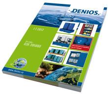 DENIOS utökar nya Huvudkatalogen till 3500 produkter.