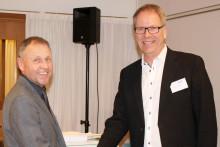 Göran Holmbom uppmärksammas för sina insatser inom ytbehandling