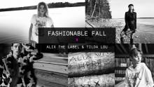 Fashionable Fall x ALIX the Label & Tilda Lou