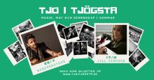 Nu släpps artisterna till sommarens Tjo i Tjögsta!