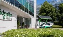 Smart teknik gör att solceller kan ladda elbilen året runt
