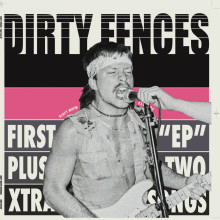 Dirty Fences: NYC's 'Hardest Working Band' Reissue First EP & Two New Tracks With London's Dirty Water Records