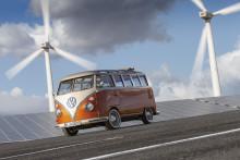 Volkswagen e-BULLI: Den klassiska Folkabussen blir eldriven