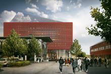 Studenthus Valla i Linköping uppnår högsta miljöcertifiering