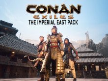 Funcom launches The Imperial East Pack, the first DLC for Conan Exiles