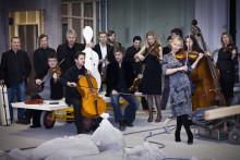 Smygpremiär för Musica Vitae från Växjö i nya lokaler