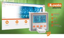Mjukvaror för energiövervakning och programmering från Lovato Electric