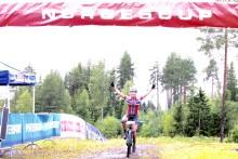 Opsahl, Johannessen, Sveum og Fagerhaug tok seieren i NC 8 på Lillehammer