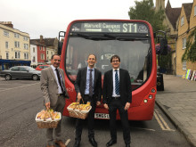 THAMES TRAVEL LAUNCH NEW SCIENCE TRANSIT SHUTTLE CONNECTING OXFORD AND KEY EMPLOYMENT SITES