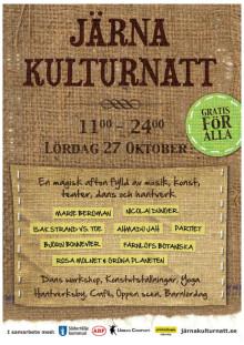 Järna Kulturnatt