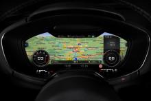 Audi TT vinder pris som bedst opkoblede bil