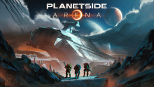 Daybreak Games Announces PlanetSide Arena