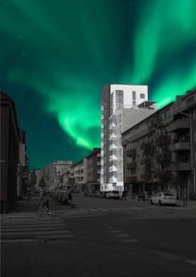 Antagen detaljplan startskott för HSBs nya bostäder i centrala Luleå