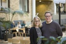 Företagsforskarskolan firar tio år och fortsätter sikta uppåt