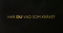 Bli Årets Kock 2018