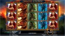 Conquer the reels with Dragon Kingdom!