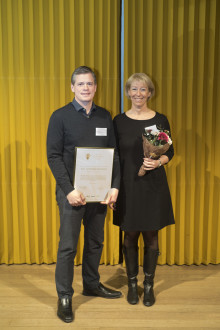 ​Landstinget Västmanland belönas med Quality Innovation of the Year 2015