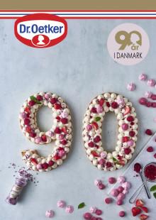 90 år med bageinspiration til danskerne