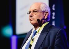 Martin Wolf en av huvudtalarna på Business Arena London