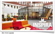 Inspira levererar servicetjänster till IHUS i Uppsala
