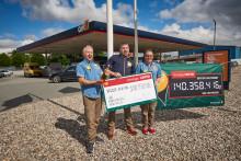 Vejlenser vinder 140 millioner kroner i Onsdags Lotto