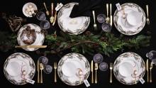 Weihnachtlich zu Tisch: Das perfekte Table Setting für die Festtafel