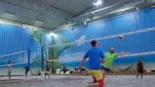 Ta med vännerna till en dag på stranden.                  Anmäl dig till Beach Center Cup 28/4