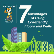 7 Advantages of Using Eco-Friendly Floors and Walls