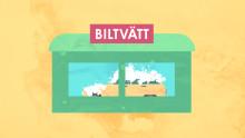 Svenska bilägare fortsätter fultvätta trots större miljömedvetenhet. Stora Biltvättarhelgen 23-24 april