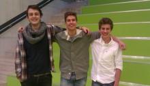 Elever från IT-Gymnasiet skapade vinnande app