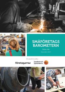 Småföretagsbarometern Skåne 2017