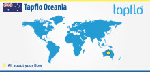 Tapflo Group officially announces the establishment of Tapflo Oceania!