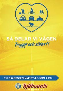 SAFER sprider livräddande kunskap på den årliga Trafiksäkerhetskonferensen i Tylösand