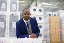 Martin Solin blir ny försäljningschef på ELON Elkedjan Logistic AB
