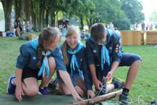 Pressinbjudan: Jämställdhetsminister Maria Arnholm besöker scoutläger i Kristianstad