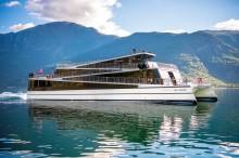 Fartøy inspirert av UNESCOS Verdens Arv områder vinner den prestisjefylte prisen «Ship of the Year 2016»