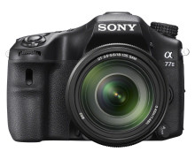 Always in focus: new α77 II keeps shots razor-sharp with record-breaking 79-point autofocus system