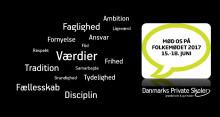 Mød Danmarks Private Skoler på Folkemødet 2017