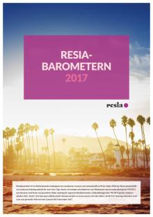 Resiabarometern 2017
