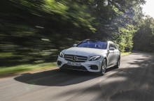 Salgsstart for nye Mercedes-Benz E-Klasse plug-in hybrid