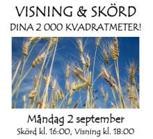 """Trädgården """"Dina 2 000 kvadratmeter"""""""