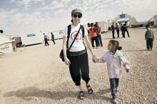 Skola och skratt till syriska flyktingbarn