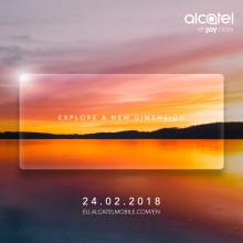 Alcatel først i verden med 18:9-skjermformat i alle smarttelefonserier