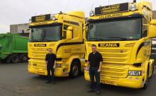 Scania-mekanikere etablerer sig som vognmænd